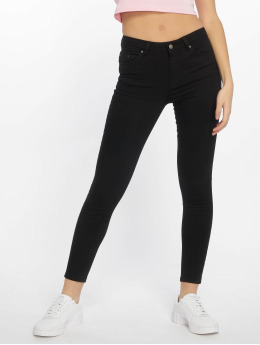 Pieces Skinny Jeans pcDelly  schwarz