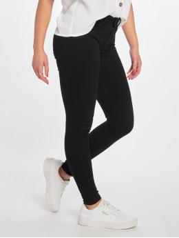Pieces Skinny Jeans pcDelly Dlx B247 Stay Mw schwarz