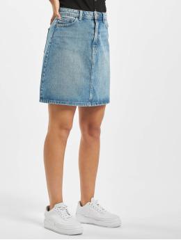 Pieces Skirt pcLou Hw Denim Lb133-Vi/ blue