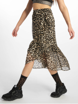 Pieces Skirt pcMerle brown