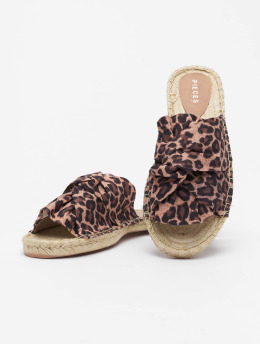 Pieces Slipper/Sandaal psAlira  bruin