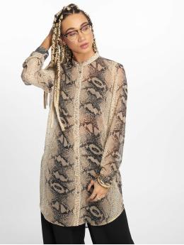 Pieces Sukienki pcDaisy bezowy