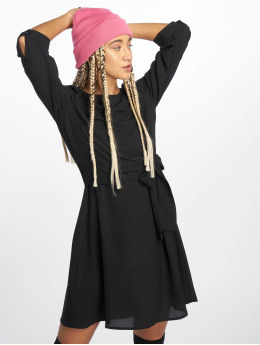 Pieces Sukienki pcTilly czarny