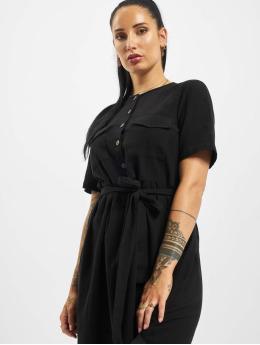 Pieces Sukienki pcMinda  czarny