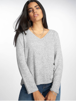 Pieces Sweat & Pull pcAmia Noos gris