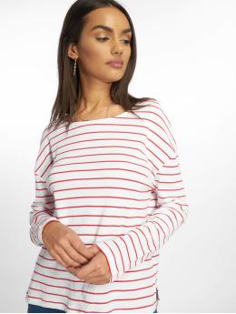 Pieces T-Shirt manches longues pcLibbi blanc