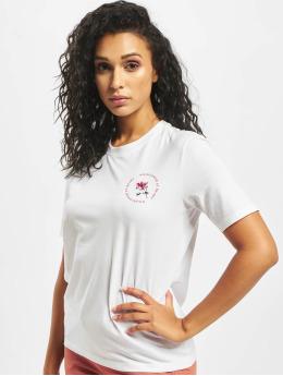 Pieces T-skjorter pcBeckett  hvit