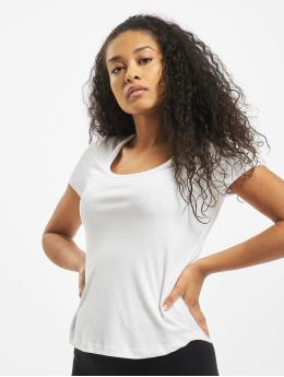Pieces T-skjorter pcKaitlin  hvit