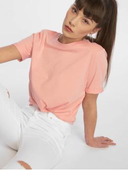 Pieces T-skjorter pcRia rosa
