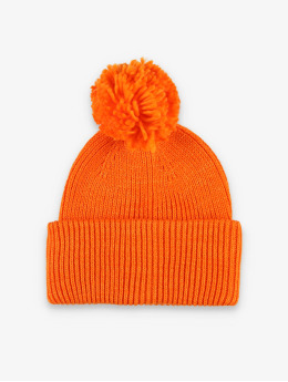 Pieces Winter Bonnet pcIlma Hood orange