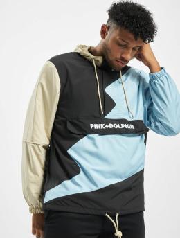 Pink Dolphin Демисезонная куртка Wave  черный