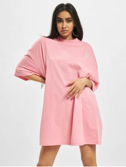 Playboy x DEF Šaty Dress ružová