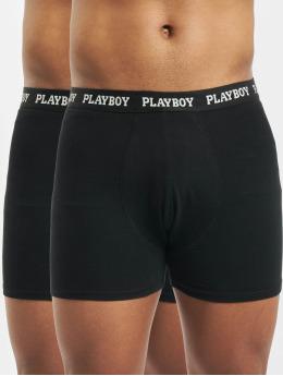 Playboy x DEF boxershorts Pack Basic zwart
