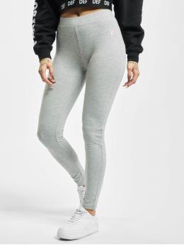 Playboy x DEF Legging Leggings  gris