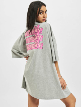Playboy x DEF Robe Dress  gris