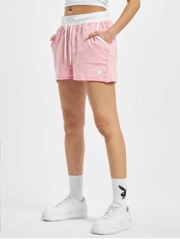 Playboy x DEF Shorts Shorts  rosa