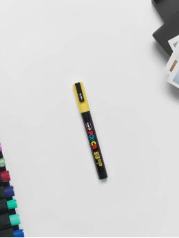Posca Tussit PC3M konische Spitze fein yellow keltainen