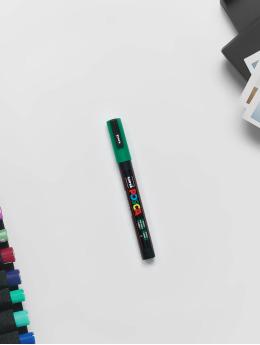 Posca Tussit PC3M konische Spitze fein darkgreen vihreä