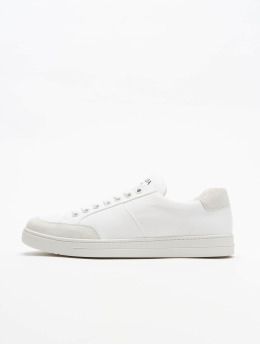 Prada Sneakers Garbadine Scam white