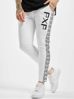 Project X Paris Спортивные брюки PXP Stripe белый