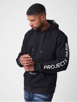 Project X Paris Bluzy z kapturem Basic czarny