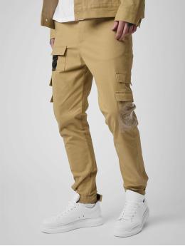 Project X Paris Cargo pants Cargo style beige