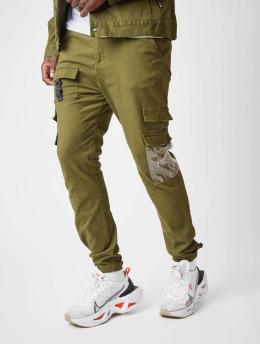 Project X Paris Chino bukser Cargo style  khaki
