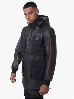 Project X Paris Lightweight Jacket Transparent  black