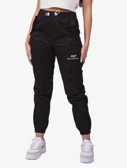 Project X Paris Pantalon cargo Basic noir