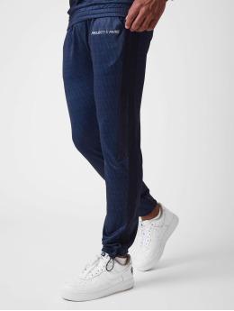 Project X Paris Pantalón deportivo Monogram print  azul