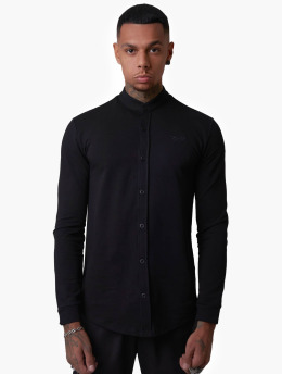 Project X Paris Shirt Mao Neck Basic black