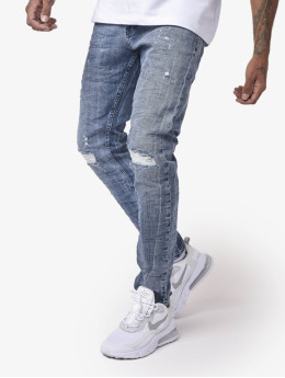 Project X Paris Skinny Jeans Skinny niebieski