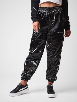 Project X Paris Sweat Pant Vinyl effect  black