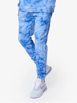 Project X Paris Sweat Pant Tie Dye blue
