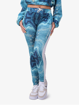 Project X Paris Sweat Pant Liquid Gradient blue