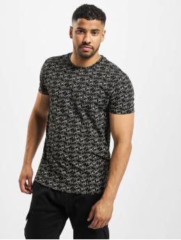 Project X Paris t-shirt All-Over zwart