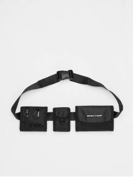 Project X Paris Tašky Multi-Pocket čern