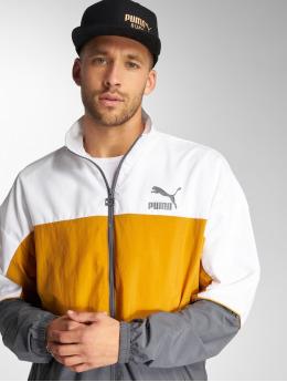 Puma Демисезонная куртка Retro серый