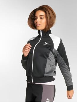 Puma Демисезонная куртка Retro черный