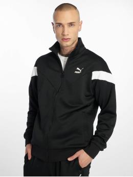 Puma Демисезонная куртка Iconic Mcs черный