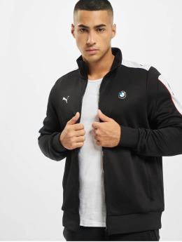 Puma Демисезонная куртка BMW  черный