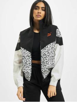 Puma Демисезонная куртка Woven черный