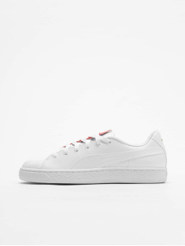 Puma Сникеры Basket Crush Sneakers белый