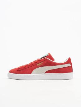 Puma Сникеры Suede Classic XXI  красный