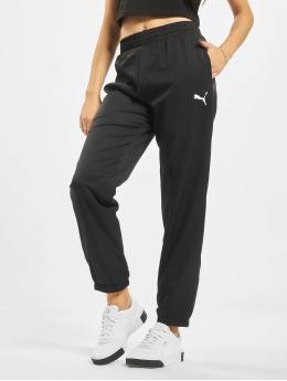 Puma Спортивные брюки Active Woven черный