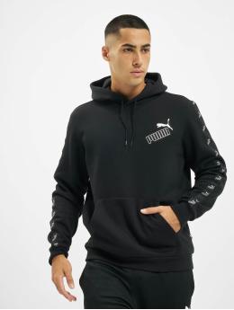 Puma Толстовка Amplified  черный