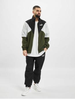 Puma Anzug CB Retro Woven CL grün