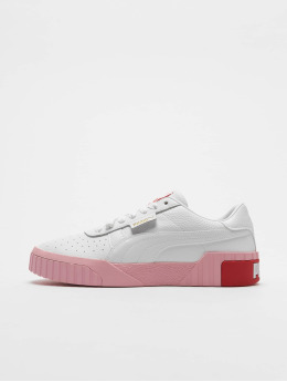 Puma Baskets Cali Women's blanc