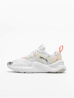 Puma Baskets Rise Contrast blanc