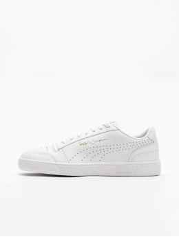 Puma Baskets Sampson Low Performance blanc